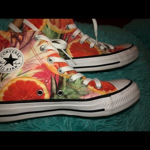 Converse Chuck Taylor All Star Citrus Shoes